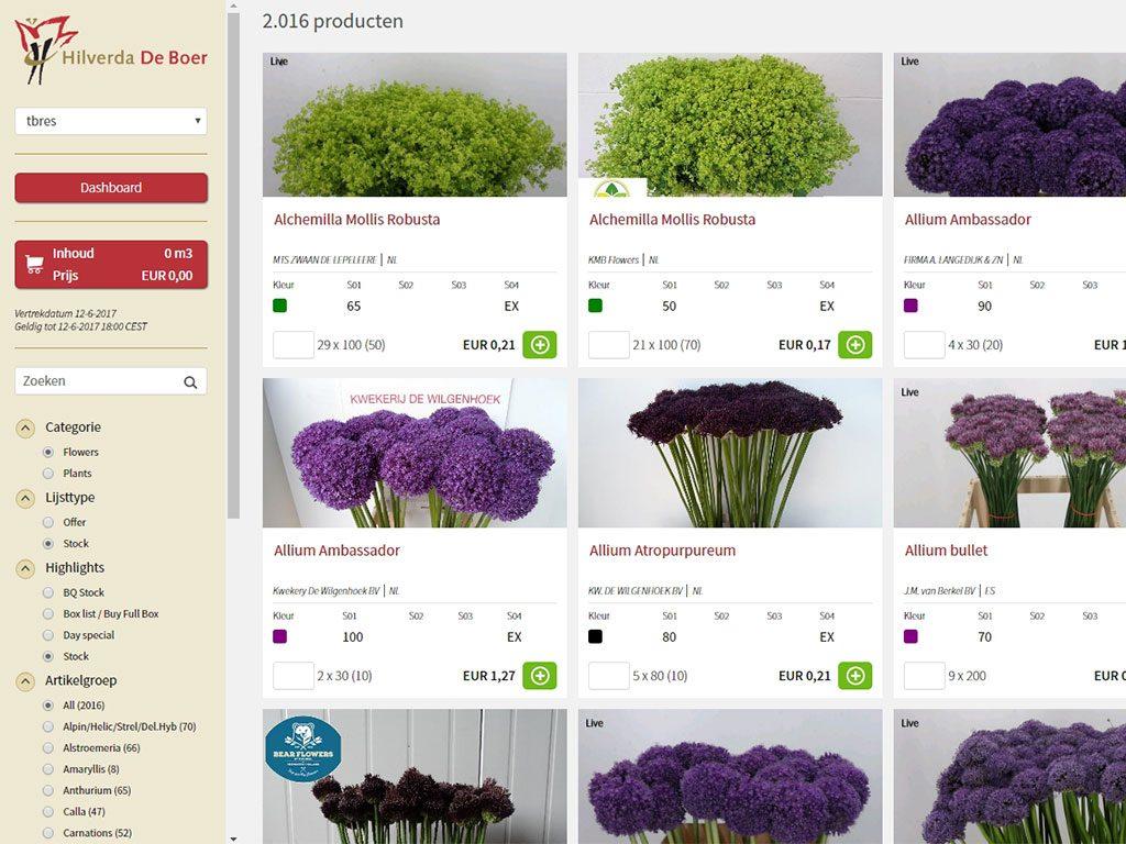 Hilverda De Boer webshop buy online