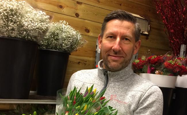 Geir Nicolaysen HILVERDA DE BOER HAUGESUND